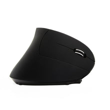 Ergonomic Wireless Vertical Grip Optical Mouse (Right Handed Model)