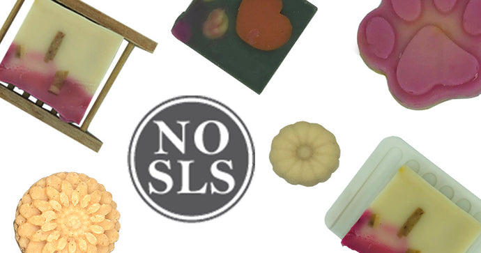 What is SLS and Why SLS-Free soaps?