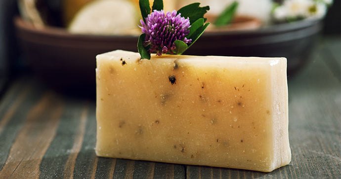 What is handmade soaps?
