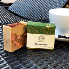 Morning Coffee Handcrafted Body Soap Bar - Lovely AM