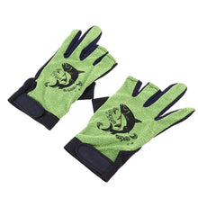 Skidproof Resistant Fishing Gloves - Chasin' Wild