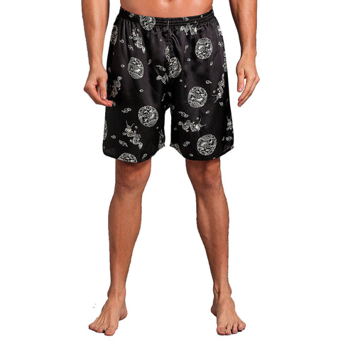 Summer Soft Sleep Shorts