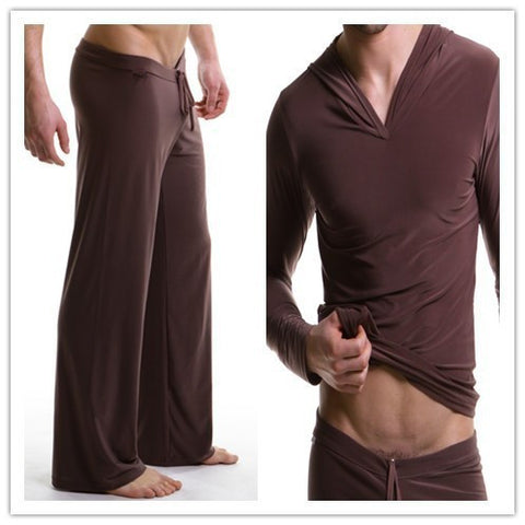 Men's Loose Sleep Bottoms