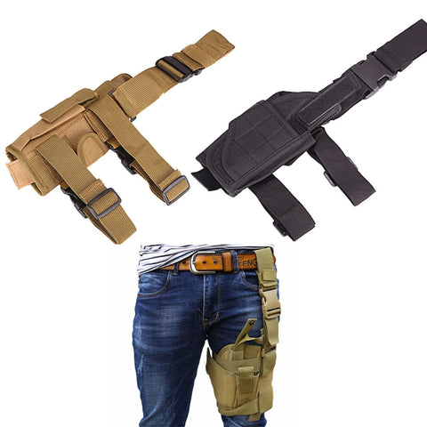 Adjustable Thigh Holster