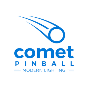 A Fresh New Look for Comet Pinball
