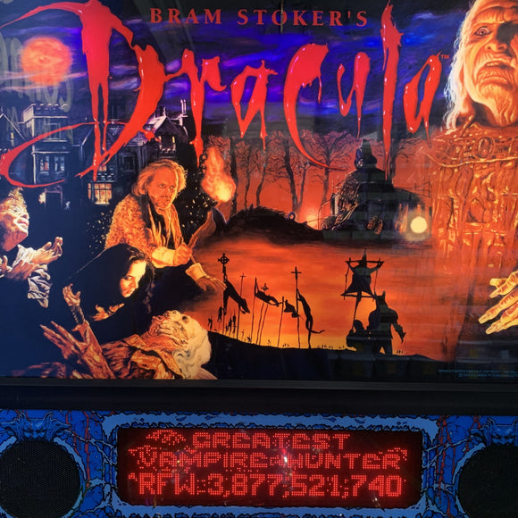 Bram Stoker's Dracula LED Kit