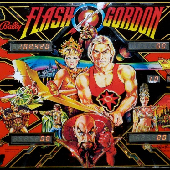 Flash Gordon LED Kit