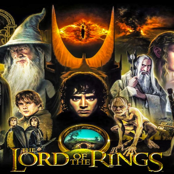 Lord of the Rings LED Kit