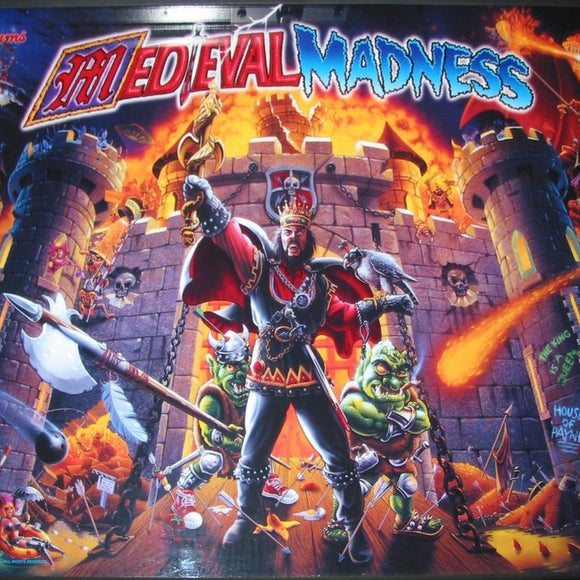 Medieval Madness LED Kit