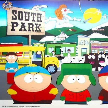 South Park LED Kit