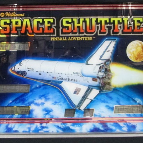 Space Shuttle LED Kit