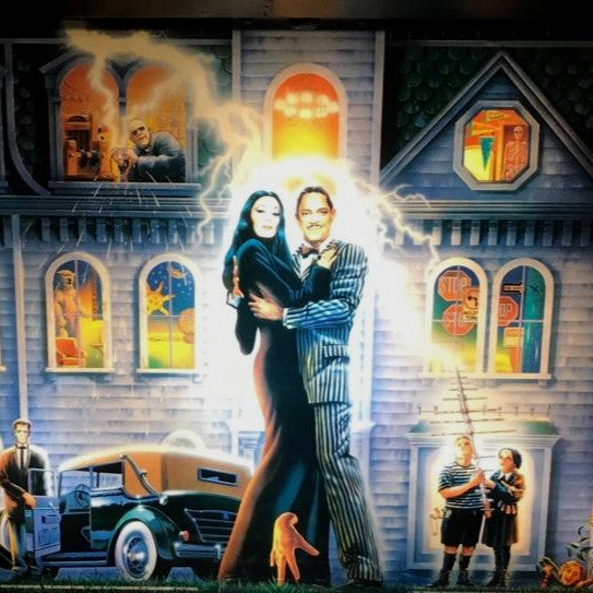 Addams Family LED Kit