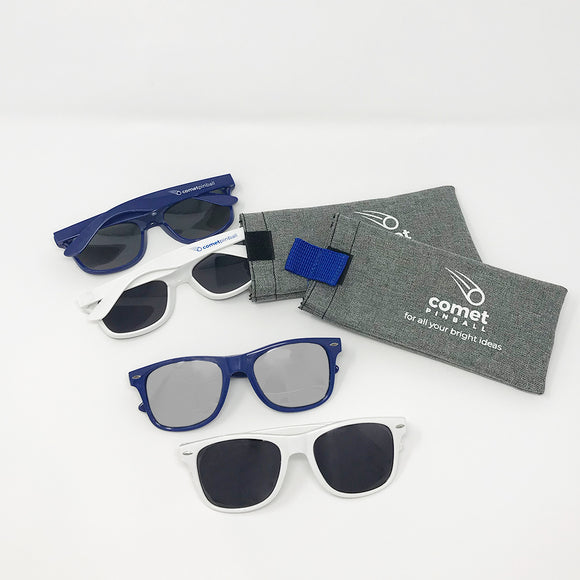 Comet Sunglasses with Carrying Pouch
