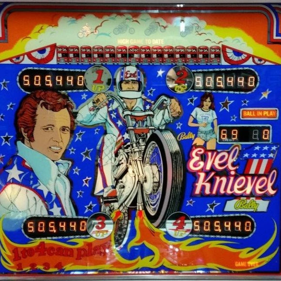 Evel Knievel LED Kit