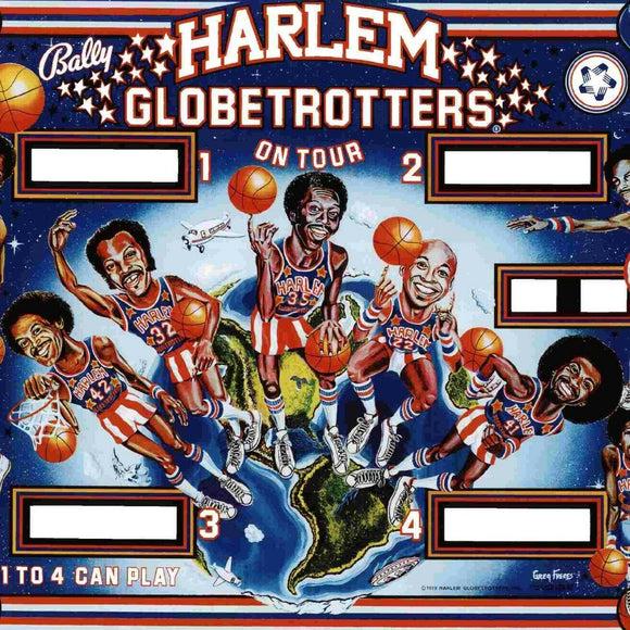 Harlem Globetrotters LED Kit