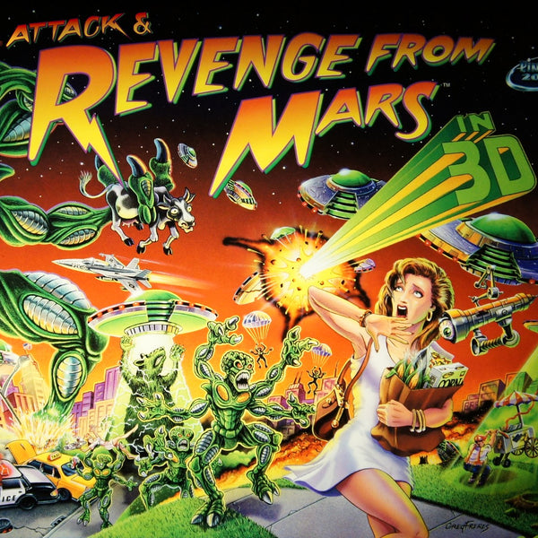 Revenge From Mars LED Kit