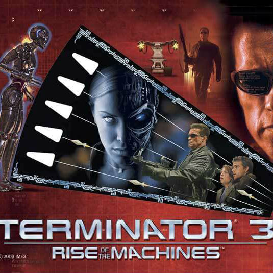 Terminator 3: Rise of the Machines LED Kit