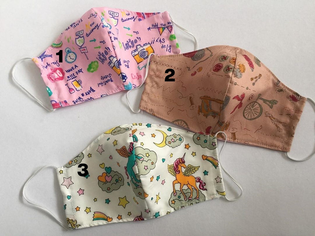 Cloth Face Mask Collection 4