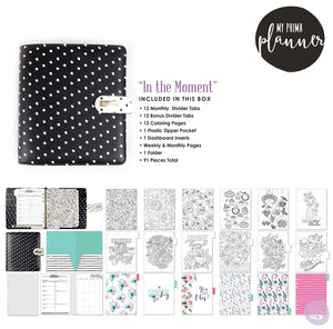 My Prima Planner In the Moment A5