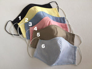 Cloth Face Mask Collection 7