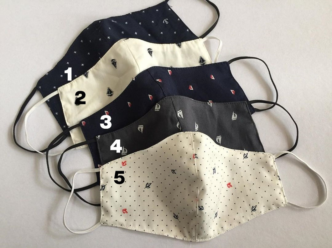 Cloth Face Mask Collection 8