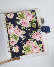 Load image into Gallery viewer, Webster Pages Navy A5 Color Crush Planner