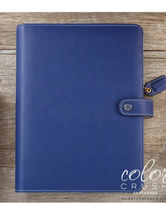 Webster Pages Navy A5 Color Crush Planner