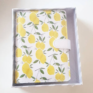 Olive Planner Refill with Floral Dashboard