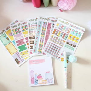 Treat Yourself Sticker Kit