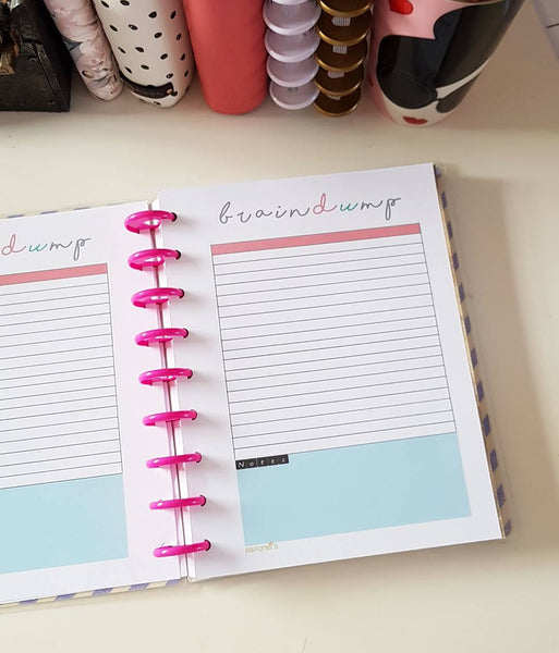 Sweet Simple Planner Refill