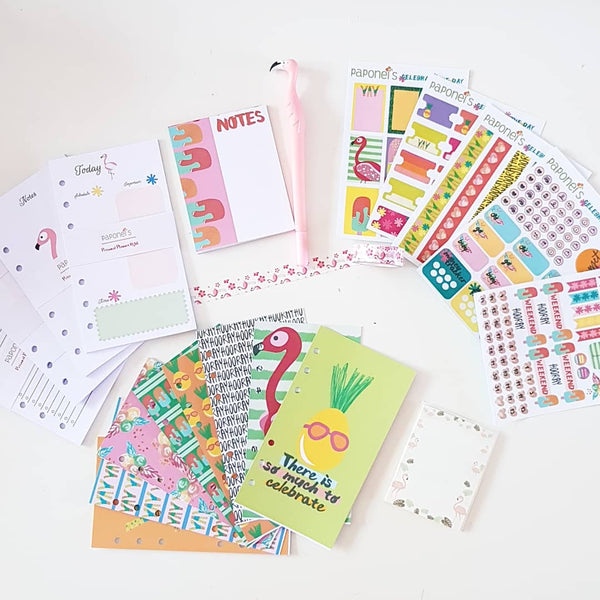 Celebrate The Day Planner Kit