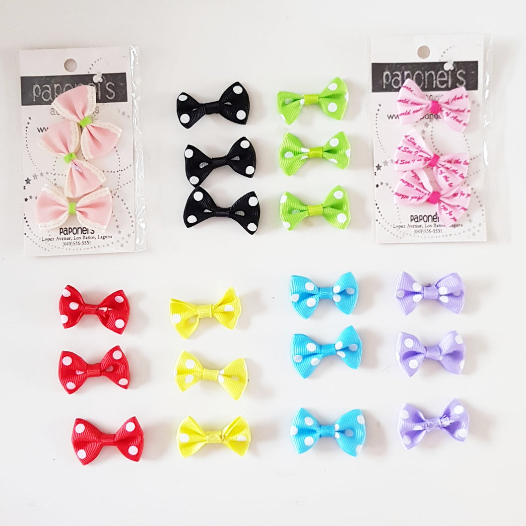 Grossgrain Ribbon Accessories 1 Dozen