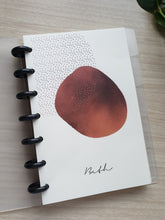 Load image into Gallery viewer, My DIY Discbound Journal B6