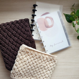 Warm & Brown Dashboard Planner Refill