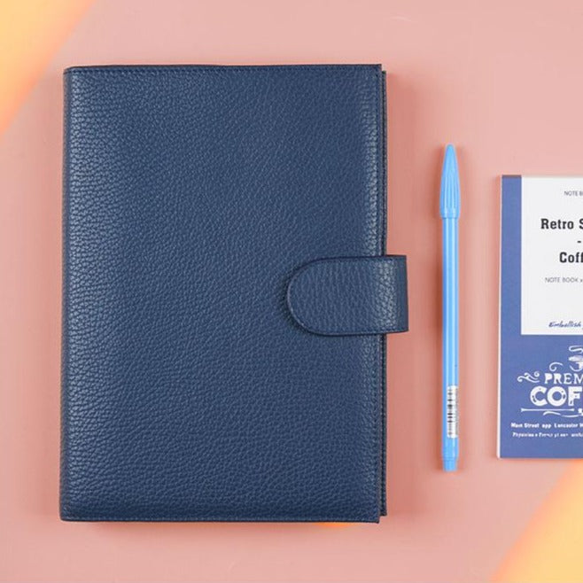 Moterm A5 Blue Cover with Notebook