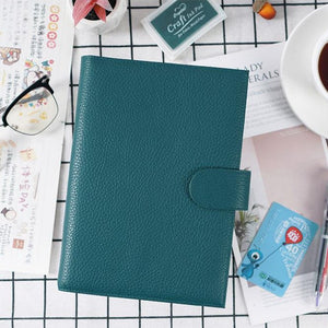 Moterm A5 Blue Green Cover with Notebook