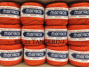Monaco Crochet Thread