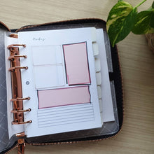 Load image into Gallery viewer, Home School Teachers Planner Refill for Kikki.K Kate Spade Filofax and other Planners