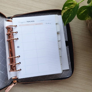 Home School Teachers Planner Refill for Kikki.K Kate Spade Filofax and other Planners