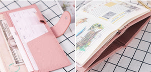 Moterm A5 Pink Cover with Notebook