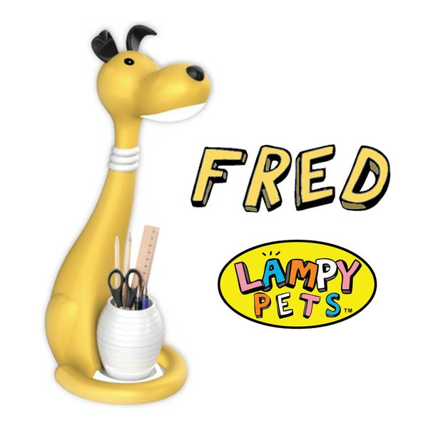 Lampypets Puppy - Fred
