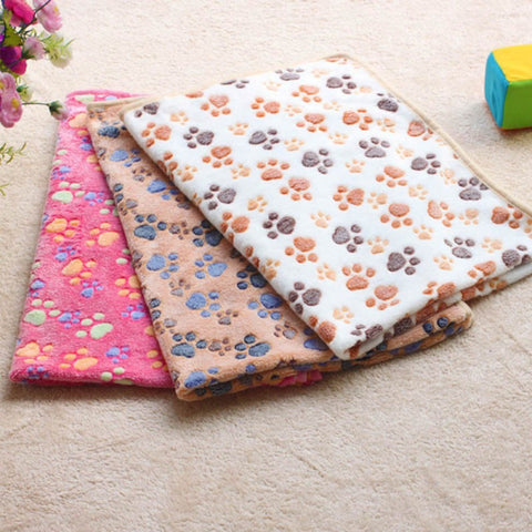 Soft Fleece Pet Blanket