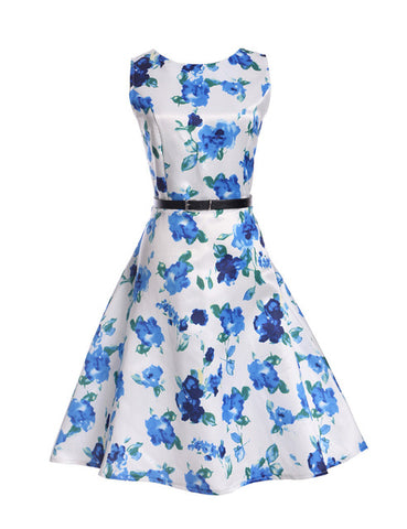 Image of Vintage Flower Dress