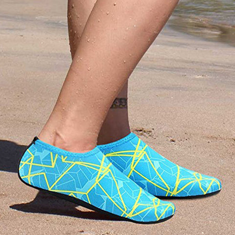 Image of Summer Aqua Beach Shoes