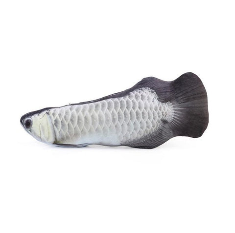 Image of Fish Shape Cat Toy