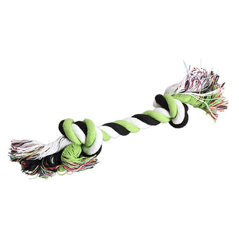 Image of Dog Cotton Chew Braided Knot Toy