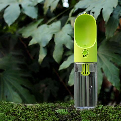 Portable Filter Pet Water Bottle