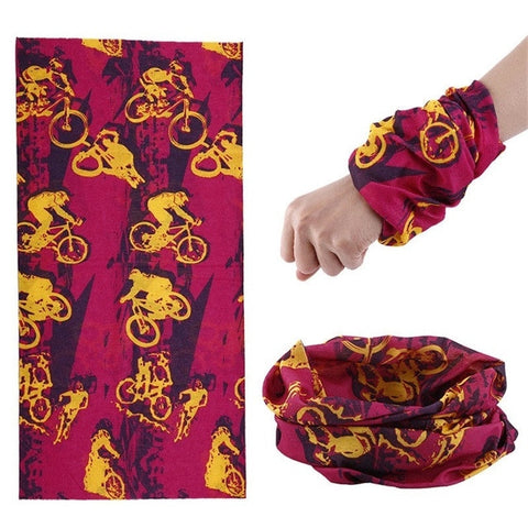 Image of Polyester Microfiber Men Scarf
