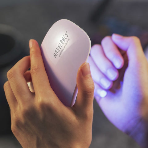 Image of Mini UV Foldable LED Nail Lamp