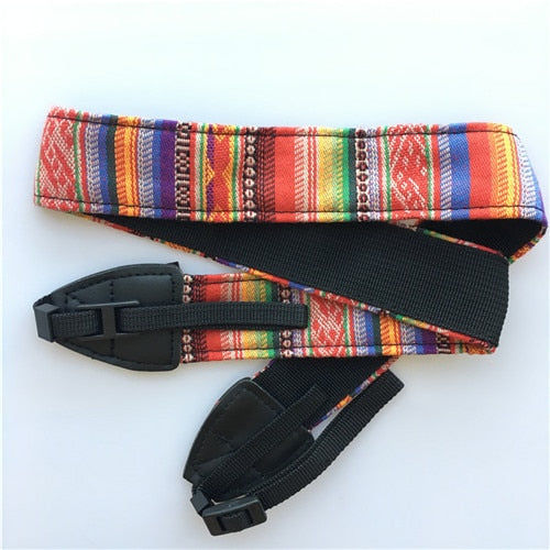 Stylish Camera Strap